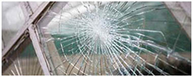 Petersfield Smashed Glass